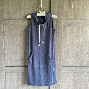 2/$70⭐️A Pea in the Pod hooded dress (MATERNITY)